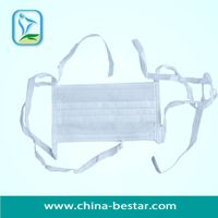 3-Ply Non-Woven Face Mask With Easy Tie thumbnail image