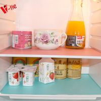 Good Quality EVA Refrigerator Pad Can Be Cut Fridge Mats Anti-oil