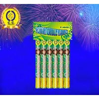 5 Shots Roman Candle Smile Fireworks in Liuyang