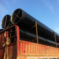 High quality LSAW steel pipe products