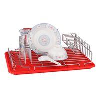 Dish Rack in Kitchen