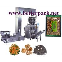 BT-520-10 Vertical nuts packaging coffee beans packing machine