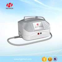 Permanent Hair Reduction 810nm Fiber Coupled diode laser machine with 50 millions shots