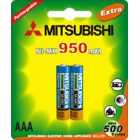 Mitsubishi Ni-MH AAA950 Rechargeable Battery