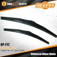 Ningbo premium natural rubber frameless wiper blade for all wether