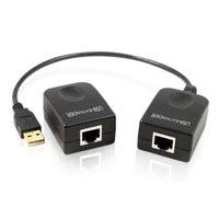 USB Extender by cat-5 up to 50m( Powerful)