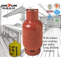 reliable steel gas cylinder for lpg