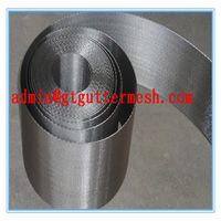 Extruder Filter Mesh Belt