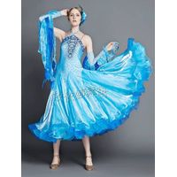 Custom-Made Ballroom Dancewear For Women Dancewear