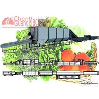Treating Production Line for Vegetables and Fruits thumbnail image