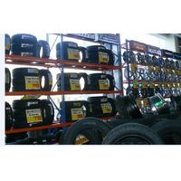 Type pallet rack ,warehouse tire racking,stillages