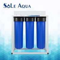 3 stage stand type big blue 20 inch for water filter system