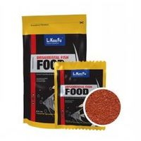 Tropical Fish High Protein Color Enhanced Food