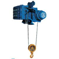Explosion-Proof Wire Rope Hoist