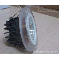 New designed 10W LED downlight with two sources SMD&COB