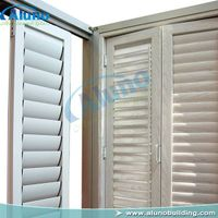 aluminum window shutters