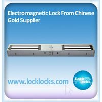 Magnetic Lock Double Door Hanging with Signal Feedback