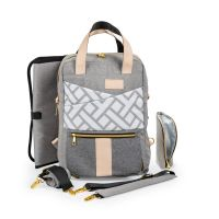 Multifunctional Fashion Baby Mummy Backpack Diaper Bag