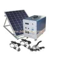 200w solar system/solar power supplier