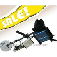 TEC 5000 best gold metal detector,underground gold silver detector with lcd panel
