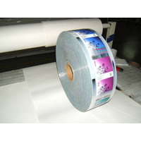 Printing Plastic Roll Film For Pocket Tissue Napkin Packaging thumbnail image