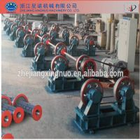 Heavy prestressed concrete pile spinning machine