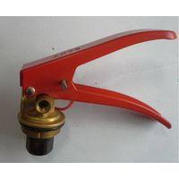 M30 x 1.5 brass fire extinguisher valve