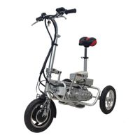 OUTDOOR EXERCISE ELECTRIC TRICICYCLE(STEPPER)