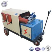 hydraulic cement grouting pump