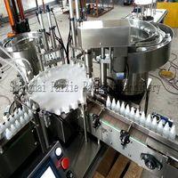Automatic e-liquid filling machine