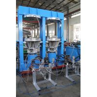 rubber tyre capsule vulcanizing machine