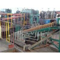 Skew rolling mill for steel ball thumbnail image