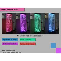 Led Indoor Bubble Wall Water Feature