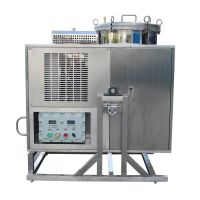 Toluene recovery machine