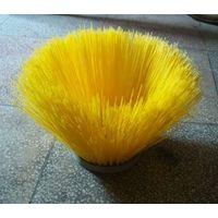 Nylon brush for sweeper