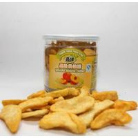 Vacuum Fried Yellow Peach Chips(Healthy Snack) thumbnail image