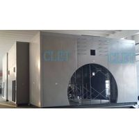 Sound Proof/Acoustic Enclosure for Gas Turbine and Other Equipment