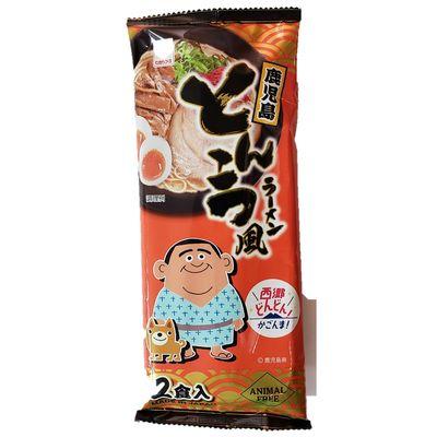AF Tonkotsu-Style kagoshima ramen 2 servings