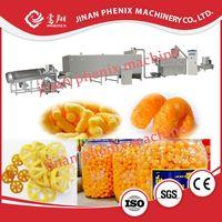 puff corn chips snacks food extruder making machine thumbnail image