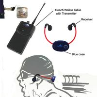 Hot Sales Bone conduction Headset and Walkie talkie for coach as Swimming training thumbnail image
