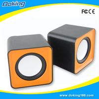 2.0 Speakers with Standard 3.5 Audio Interface From Meizhou Doking Electronic Technology Co., Ltd.