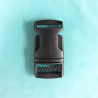 Backpack accessories 20mm 25mm plastic release buckle thumbnail image