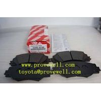 brake pads for Toyota RAV4 OEM: 04465-42180
