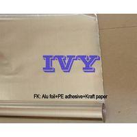 Single Sided Aluminum Foil Kraft Paper
