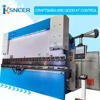 300T3.2M Electro Hydraulic Servo Automatic CNC Bending Machine