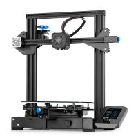 Agent Creality Ender-3 V2 Upgraded 3D Printer with Silent Motherboard Meanwell Power