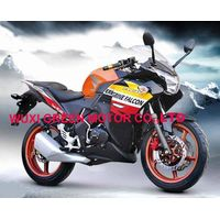 Racing motorcycle (CBR300cc with oil-cooled)