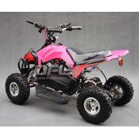 Mini Kawasaki style,CE Approved 450W Electric Quads Bike(ATV) EA9054 thumbnail image