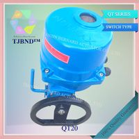 QT Series Valve Electric Actuator