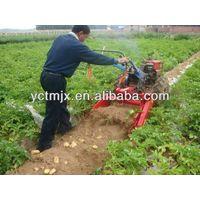 single row potato harvester machine for walking tractor